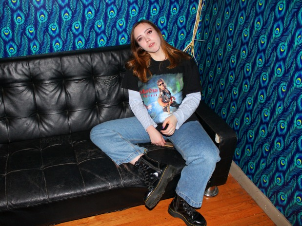 Soccer Mommy's 'Clean' Is A Coming-Of-Age Time Capsule