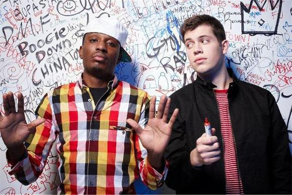 Now Playing:  Chiddy Bang Part 3