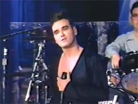 REMINISCENT MONDAY: Morrissey Steals 'The Tonight Show' From Johnny Carson