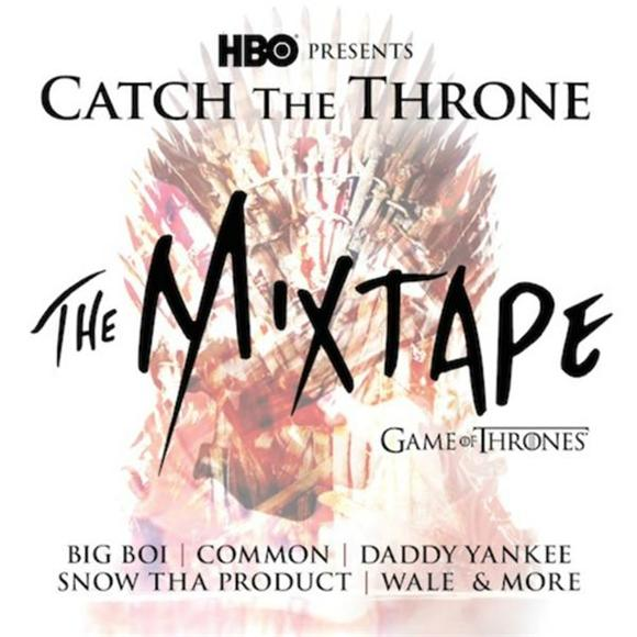Meet the New Game of Thrones Bastard: The 'Catch the Throne' Mixtape