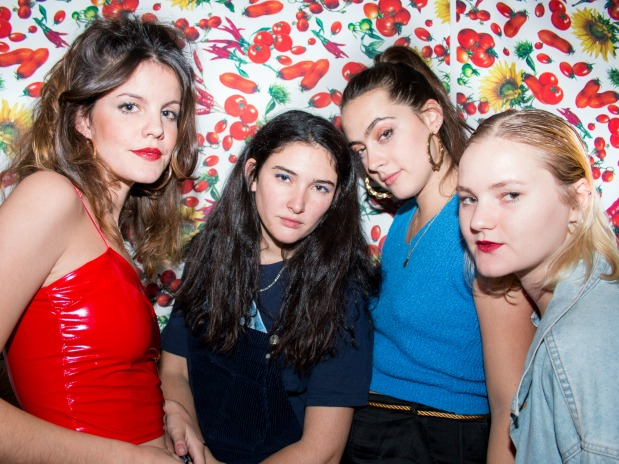 SONG OF THE DAY: 'The Club' by HINDS