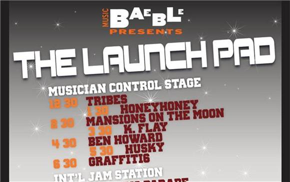 Announcing: The Launch Pad at the Knuckle Rumbler Lounge Final Lineup