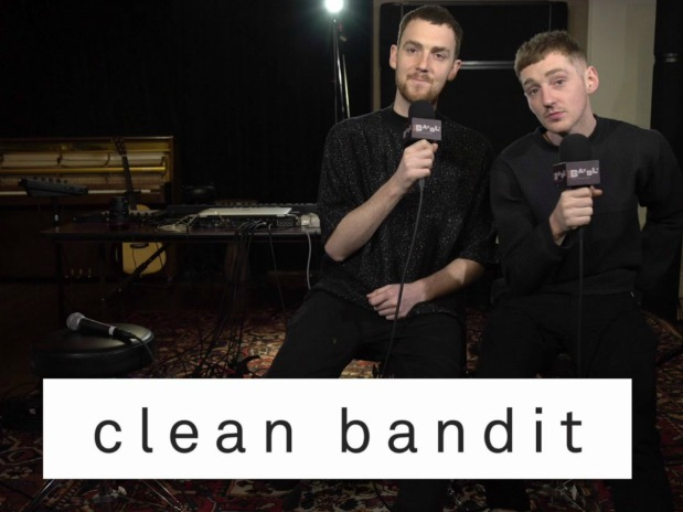 Clean Bandit Talk Penning Major Hits and Working With Power Pop Vocalists