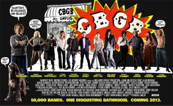 Will The 'CBGB' Movie Suck?