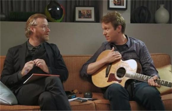 The National's Matt Berninger and Pete Holmes Wrote a Sexy Summer Jam