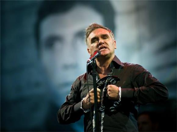 How Morrissey Should Have Handled a Sore Throat