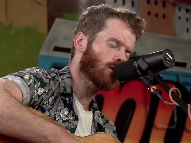 NOW PLAYING: A Baeble NEXT Session With Ciaran Lavery
