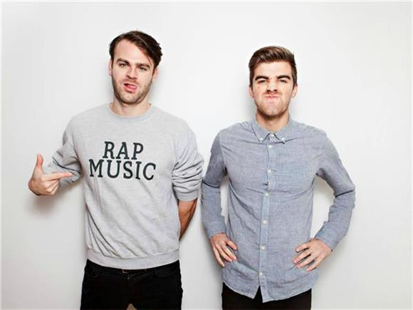 Fireball, Weed, Farts and Uber: Why The Chainsmokers Own the College Scene