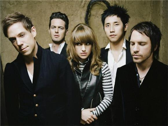 Throwback Thursdays: Partying With The Airborne Toxic Event At Coachella