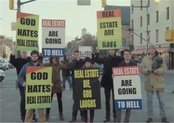 Real Estate Share Scharpling-Directed 'Crime' Music Video