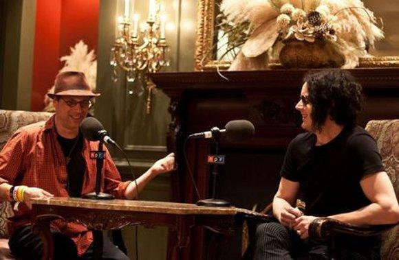 Watch: Jack White Interview and Album Stream
