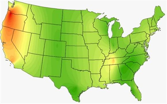 Find Out Which Music Is Favored Where In America