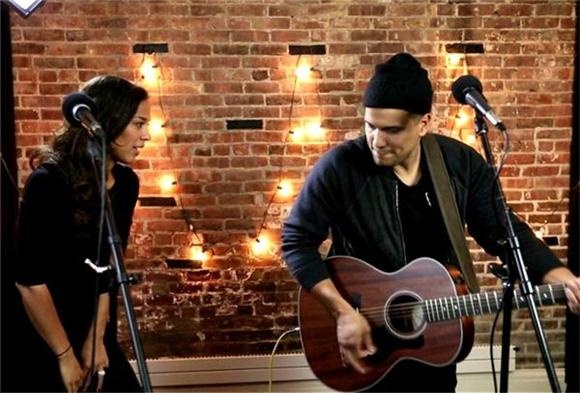 That's A Wrap: Johnnyswim at Baeble HQ