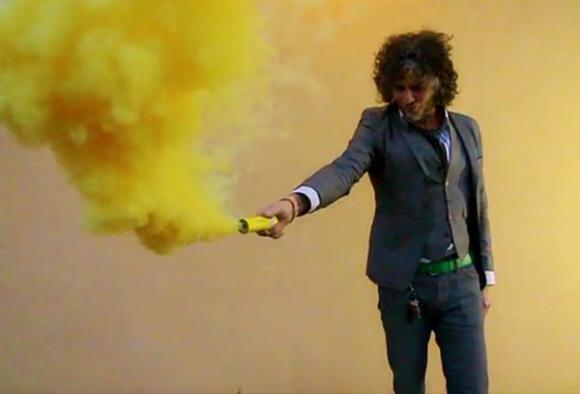 New Music Video: Flaming Lips and New Fumes (NSFW)