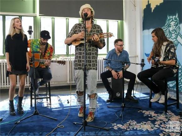 COMING SOON: A Magical Session With Crystal Fighters