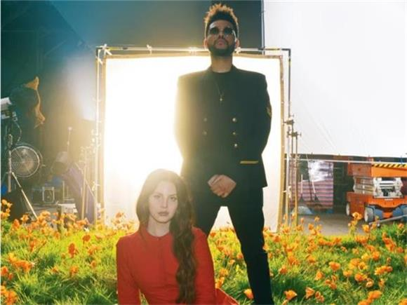 Finally, Lana Del Rey and The Weeknd Team Up for 'Lust for Life'