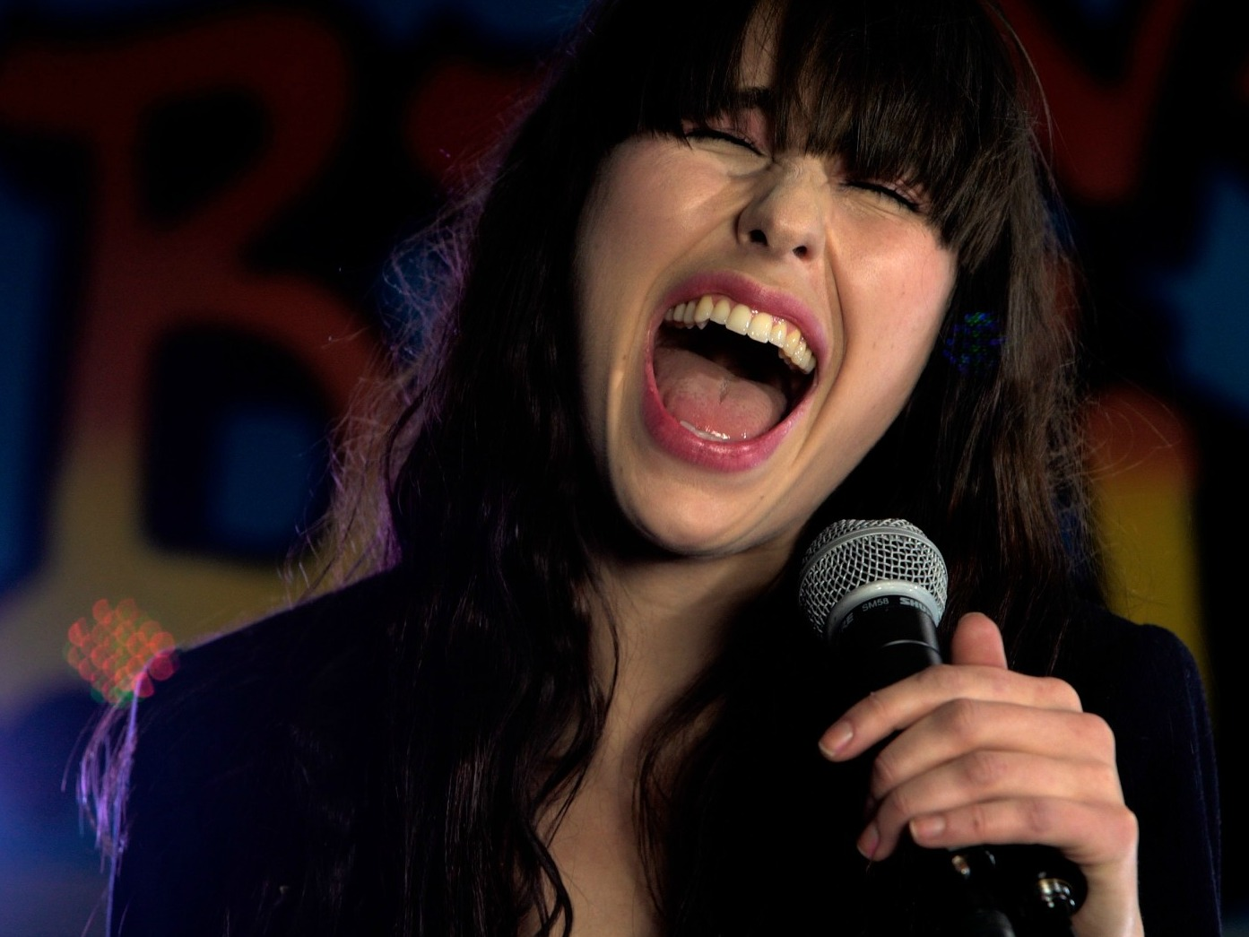 NOW PLAYING: Kimbra's Wickedly Inventive Session