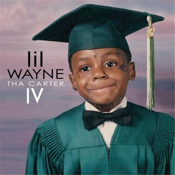 new lil wayne tha carter iv album cover (maybe)