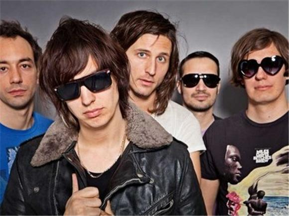 late night: the strokes