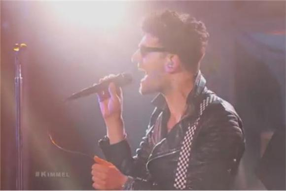 Chromeo Comes Alive on Jimmy Kimmel Live