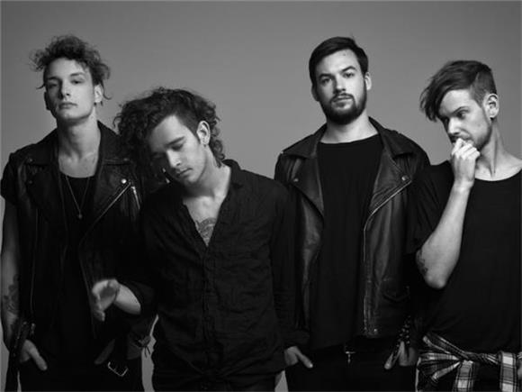 The 1975 Find Their Inner Sad Clown