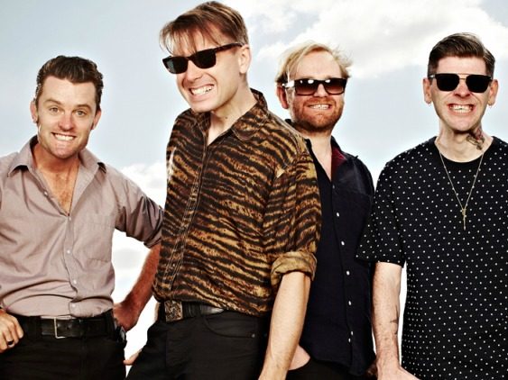Watch Franz Ferdinand Give You a 'Glimpse of Love' in New Video