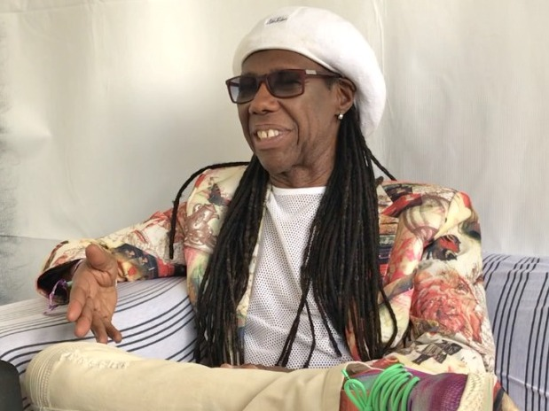 Nile Rodgers: 'Avicii Was The Best Natural Melody Writer I Have Ever Met In My Life'