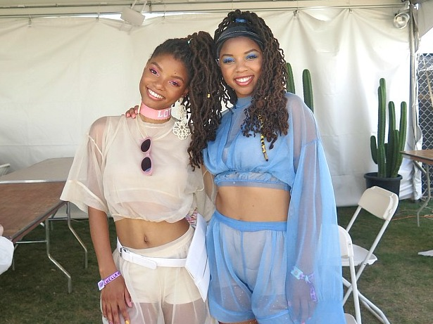 CHLOE X HALLE: The Beyonce-Approved Teenage Sisters Who Do It All