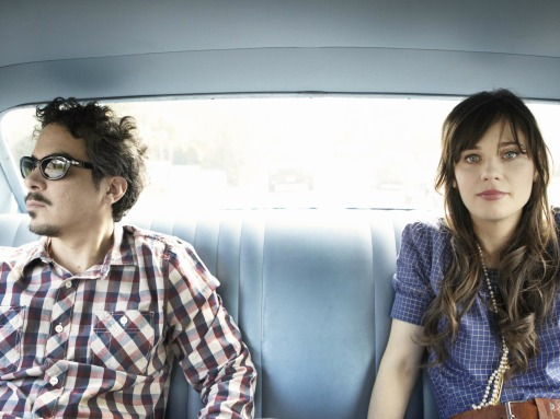Zooey Deschanel is a New Girl on She and Him's Two New Tracks