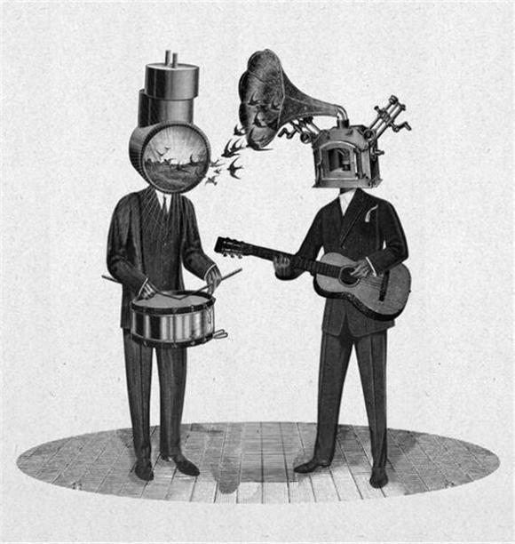 Neutral Milk Hotel Unveils Mysterious Image