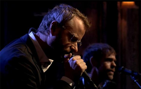 The National Broadcast Two New Songs on Fallon