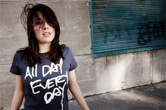 video interview:  k.flay