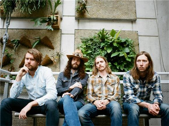 TGI Mixtape: The Sheepdogs Share Their Tour Jams
