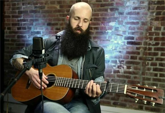 Now Playing: William Fitzsimmons