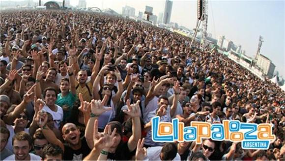 Watch Vampire Weekend Live at Lollapalooza Argentina
