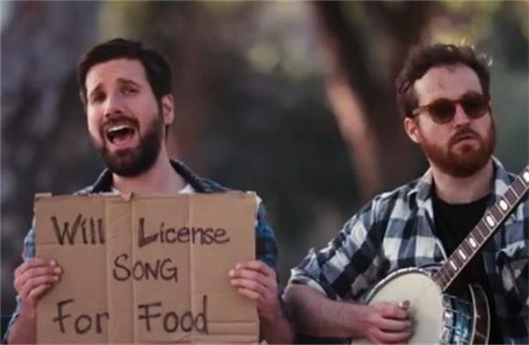 Jon Lajoie Rips Generic Pop Ads with 'Please Use This Song'