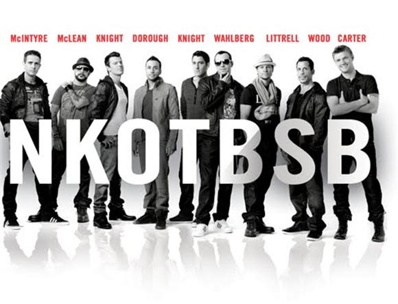 new single: nkotbsb