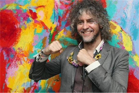 Wayne Coyne Is Choosing Two Unknown Bands to Play at Bonnaroo