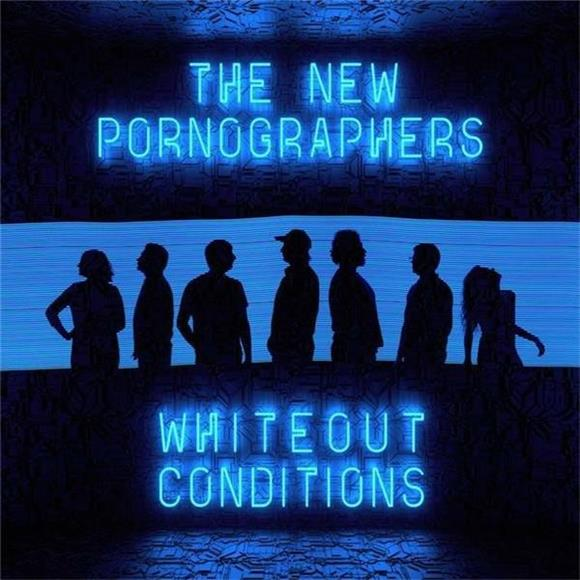 Stream The New Pornographers' Album 'Whiteout Conditions' Ahead Of Its Release