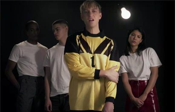 The Drums Channel 90s Aesthetic For 'Blood Under My Belt' Video