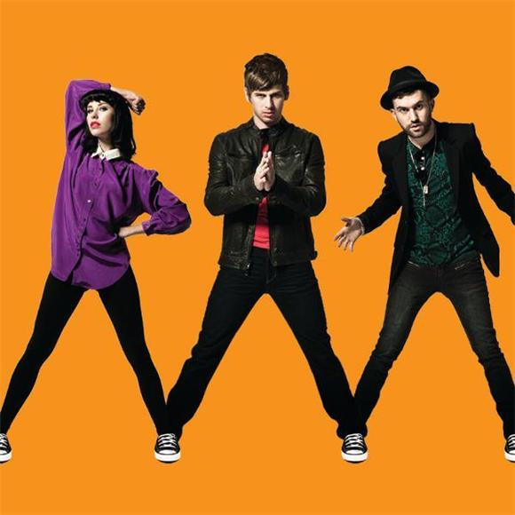 MP3: Kimbra, Mark Foster, and A-Trak