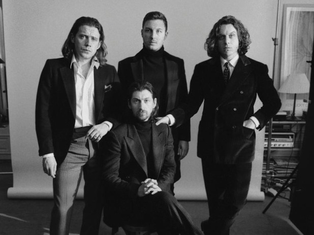 Arctic Monkeys Are Coming