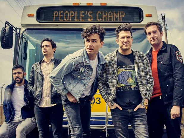 SONG OF THE DAY: 'People's Champ' by Arkells