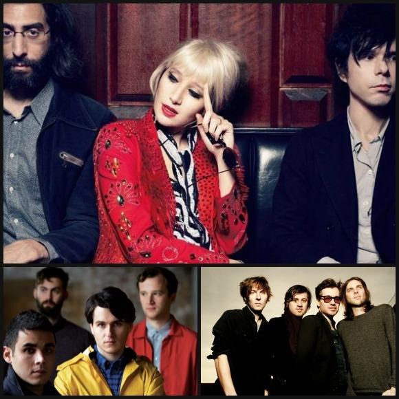 Phoenix, Vampire Weekend, and Yeah Yeah Yeahs Rock Late-Night Circuits