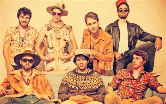 The Freak Soul Style of Joe Hertler and the Rainbow Seekers