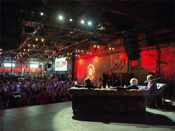 A Compelling and Interactive Day at Brooklyn Bowl's Relix Live Music Conference