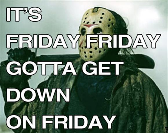 pic of the day: friday the 13th