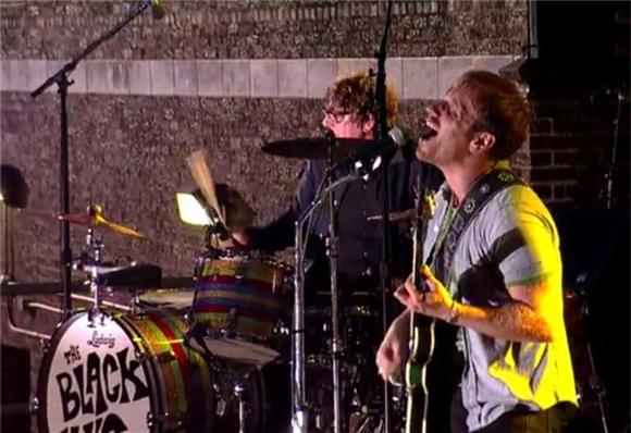 The Black Keys Reignite on Letterman