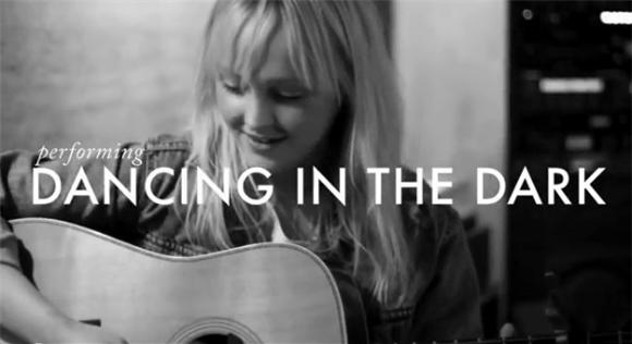 Laura Marling and Eddie Berman Dance In The Dark