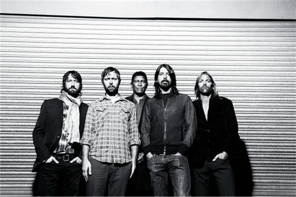 Foo Fighters Announce 20th Anniversary Album and HBO Series